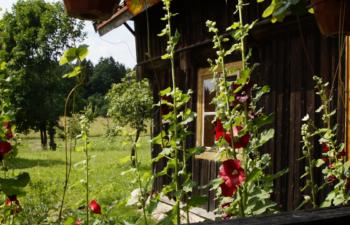 Mazury, mazurska chata